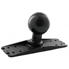 "11"" x 3"" Base Plate with 3.375"" Ball"